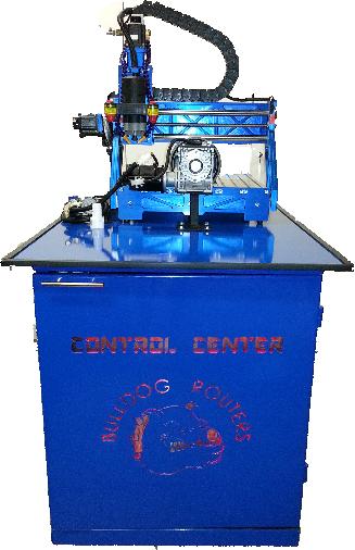 Desert Fabworks Llc Cnc Router Build